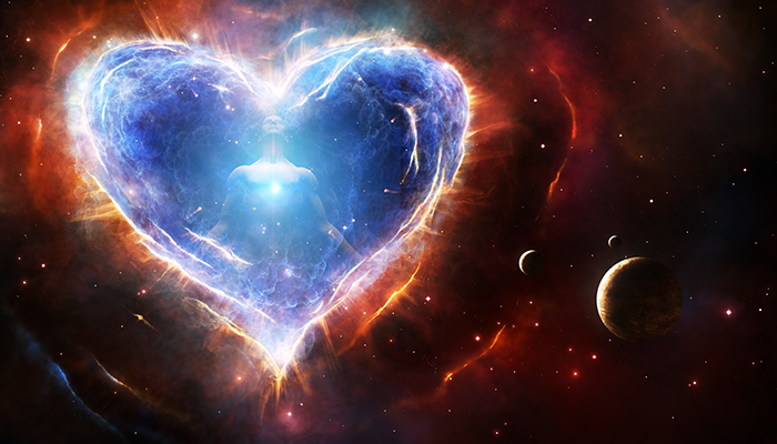 Fifth Dimension - Open The Ascended Heart and Anchor In The Energies