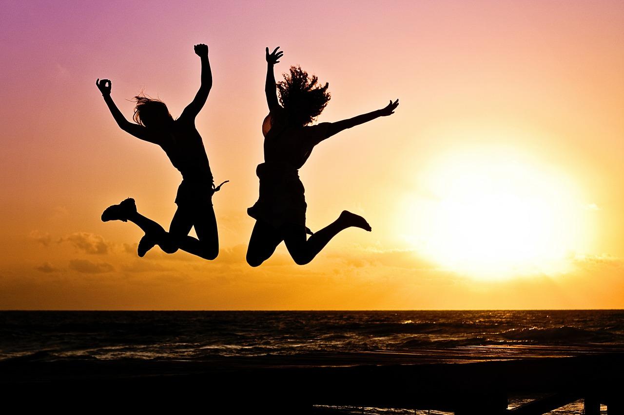 HARMONICS OF HAPPINESS