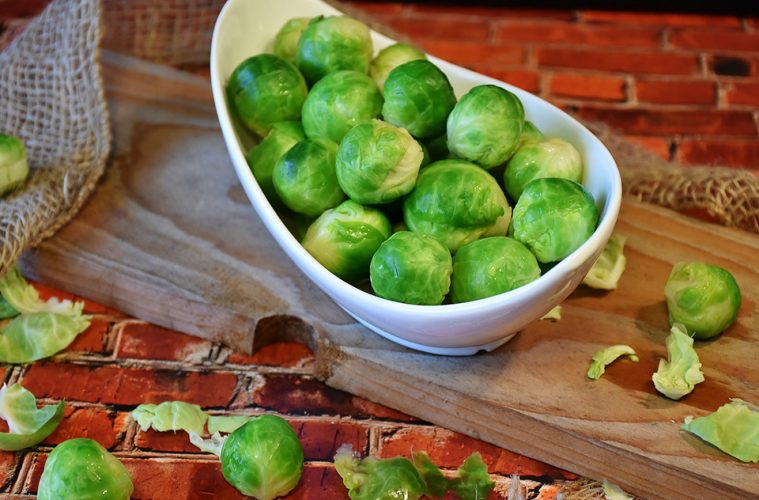 Roasted Brussels Sprout Receipe - Enjoy the Veggie Dish