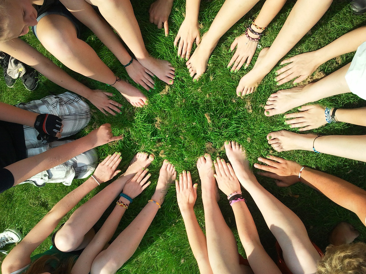 Undoing Social Barriers - 5 Ways to Repair Community Spirit