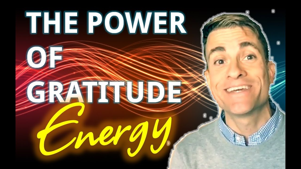 The Power of Gratitude - Energy Forecast November 19 to November 25th