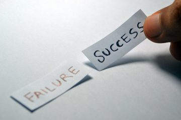 How To Choose To Overcome And Reframe Failure