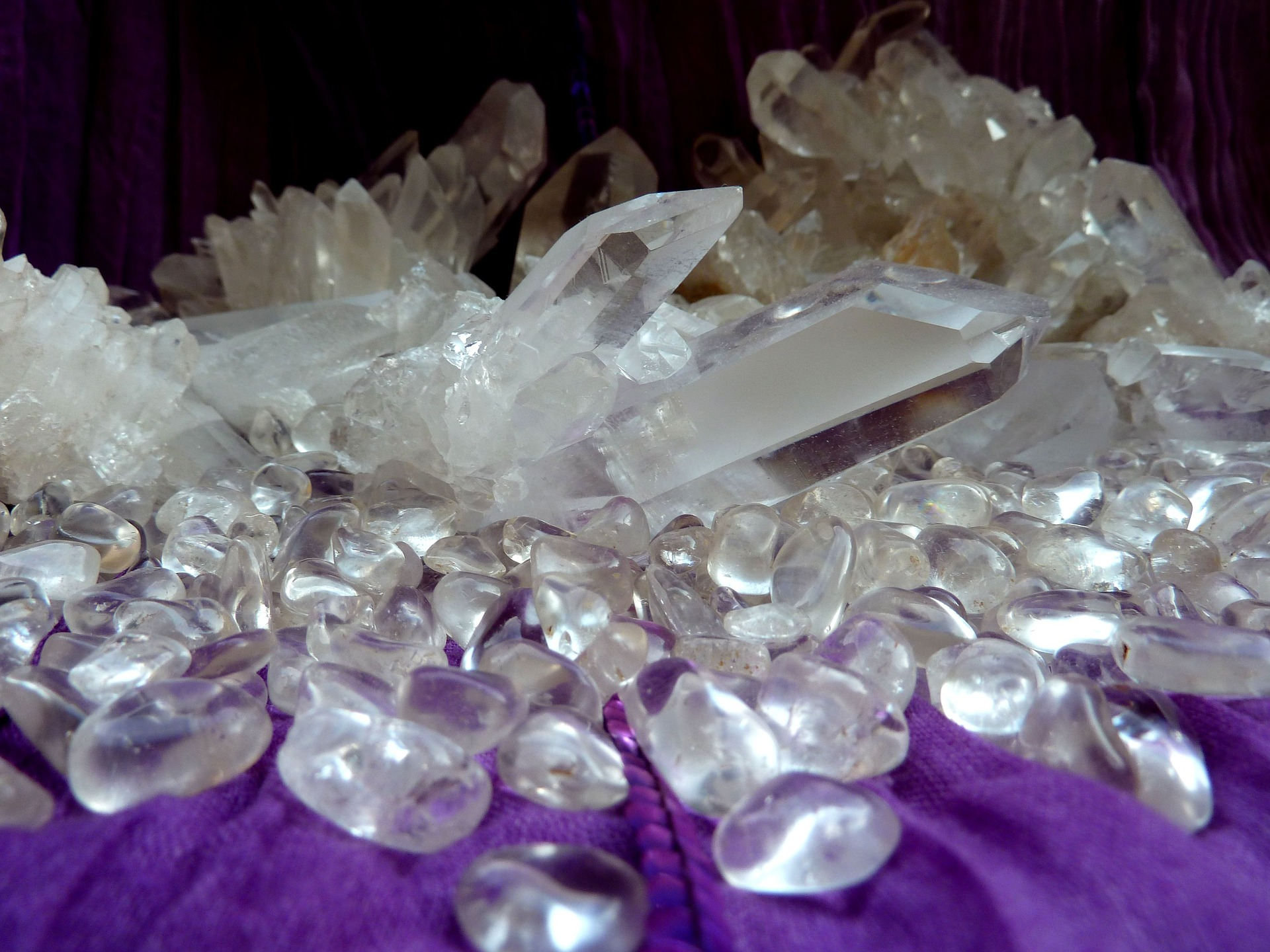 Seven Useful Benefits From Owning A Clear Quartz
