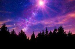 Angels Cosmic Nebula