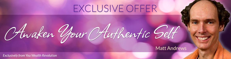 Awaken Your Authentic Self