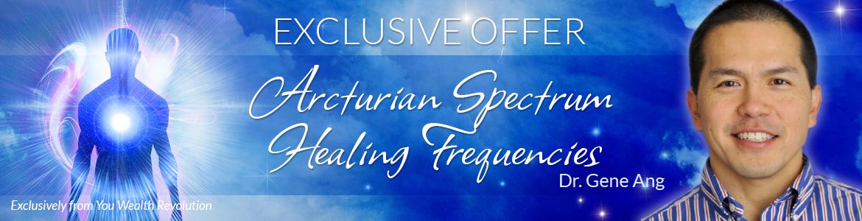 Arcturian Spectrum Healing Frequencies
