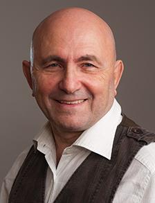 Boris Aranovich's headshot