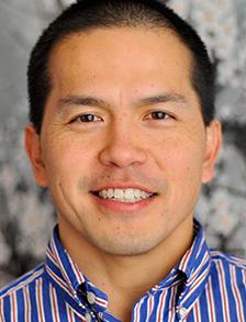 Dr. Gene Ang's headshot