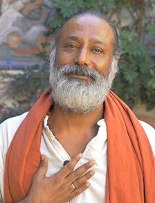 Nandhiji's headshot