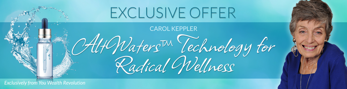 AltWaters™ Technology for Radical Wellness