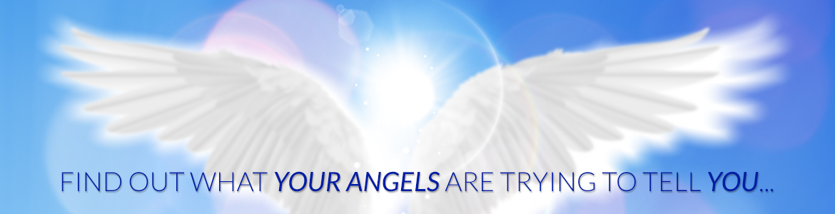 Find Out What Your Angels Are Trying to Tell You