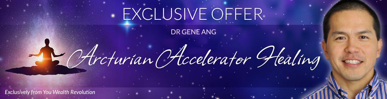 Arcturian Accelerator Healing