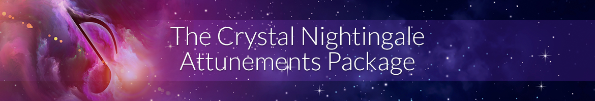 The Crystal Nightingale Attunements Package