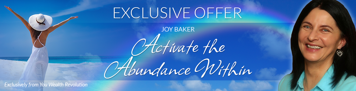 Activate the Abundance Within