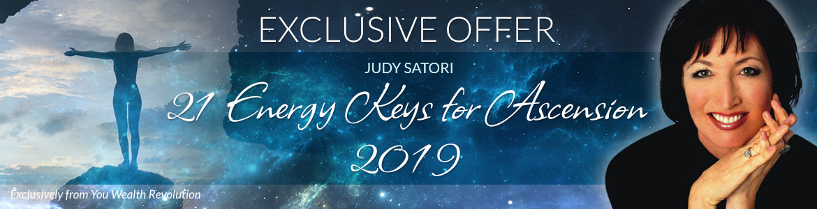 21 Energy Keys for Ascension — 2019