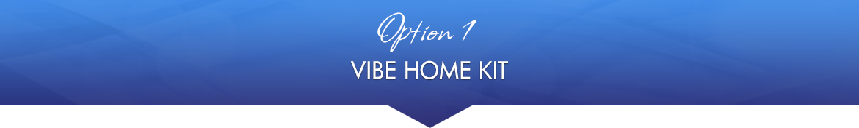 Option 1: Vibe Home Kit