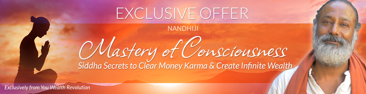 Mastery of Consciousness: Siddha Secrets to Clear Money Karma & Create Infinite Wealth