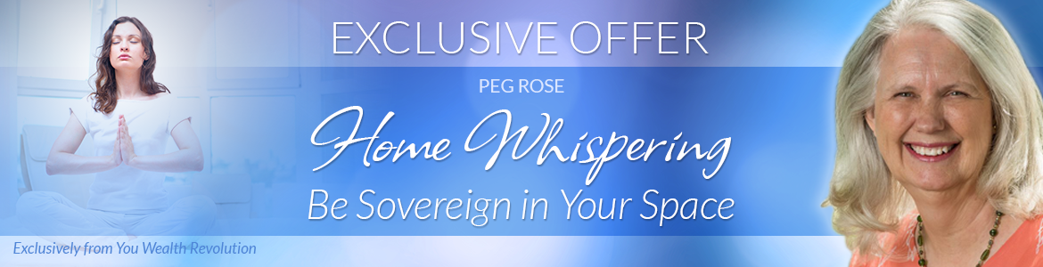 Home Whispering: Be Sovereign in Your Space