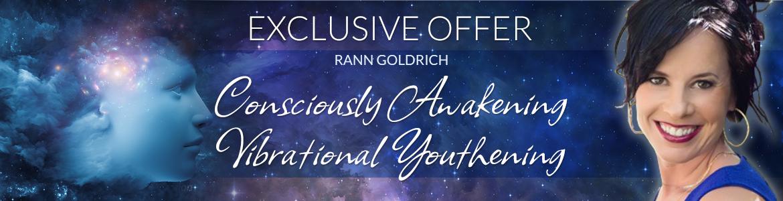 Consciously Awakening Vibrational Youthening