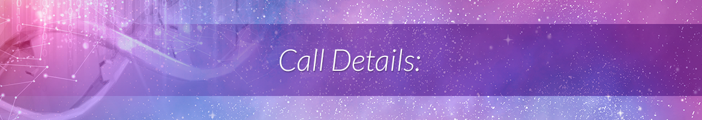 Call Details:
