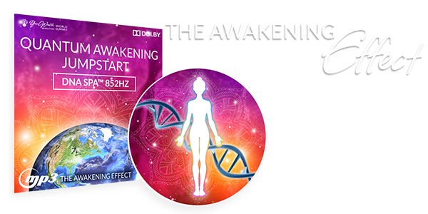 Quantum Awakening Jumpstart & DNA Spa™ 852 Hz
