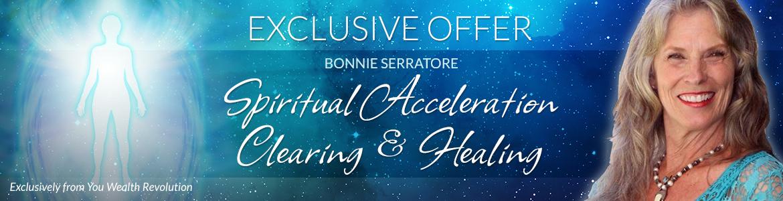 Spiritual Acceleration Clearing & Healing