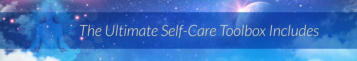 The Ultimate Self-Care Toolbox Includes: