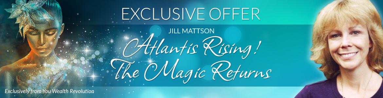 Atlantis Rising! The Magic Returns