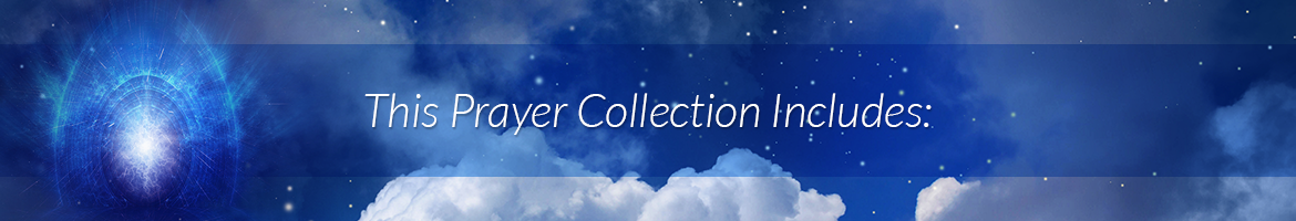 This Prayer Collection Includes: