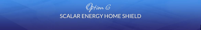 Option 6: Ormusite Scalar Energy Home Shield Solar Powered Kit