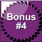 Bonus #4