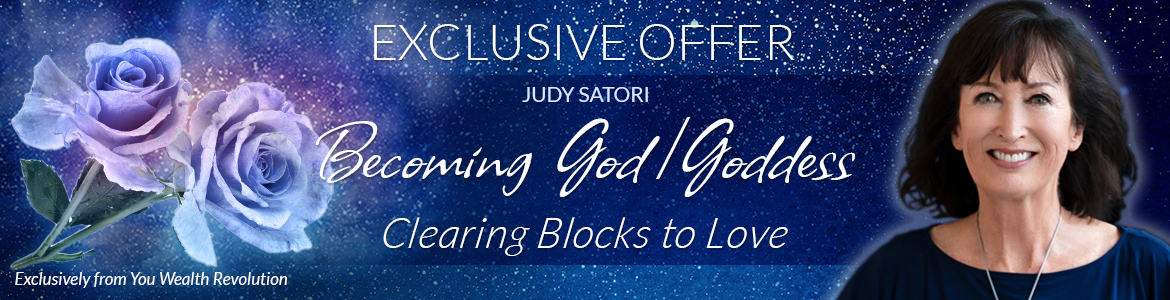 Becoming God/Goddess: Clearing Blocks to Love
