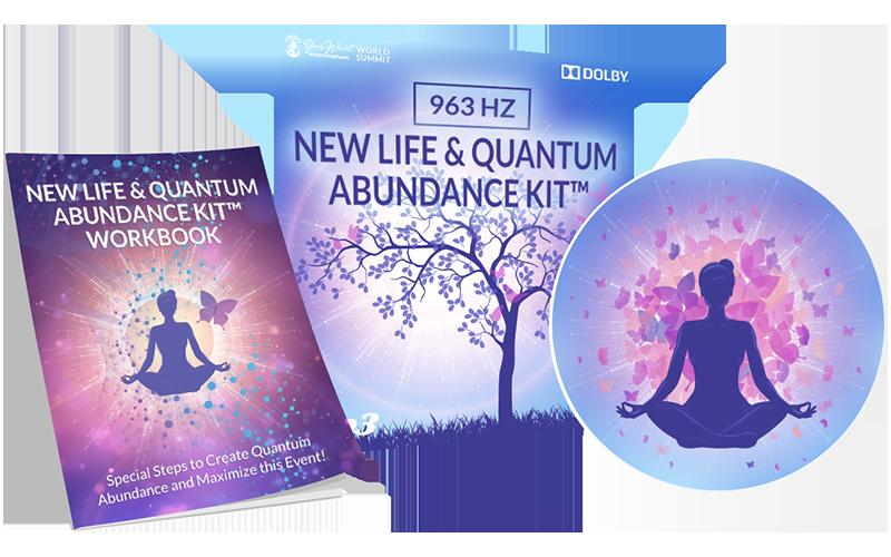 963Hz New Life & Abundance Kit