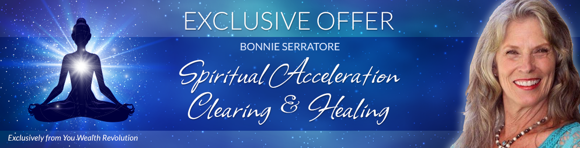 Spiritual Acceleration Clearing and Healing