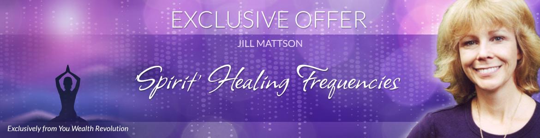 'Spirit' Healing Frequencies