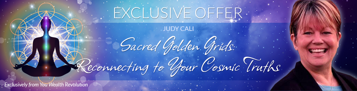 Sacred Golden Grids: Reconnecting to Your Cosmic Truths