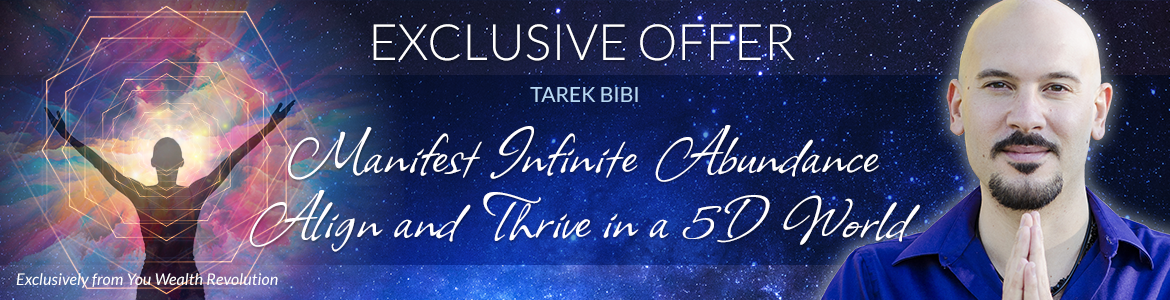 Manifest Infinite Abundance: Align and Thrive in a 5D World