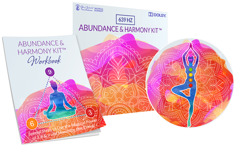 639 Hz Abundance & Harmony Kit™