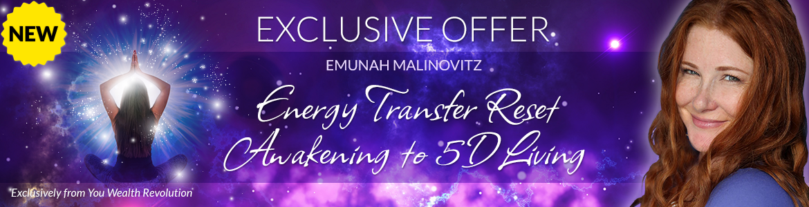 Energy Transfer Reset: Awakening to 5D Living