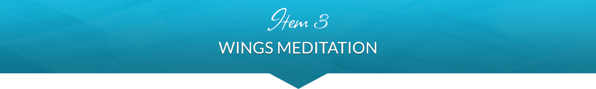 Item 3: Wings Meditation