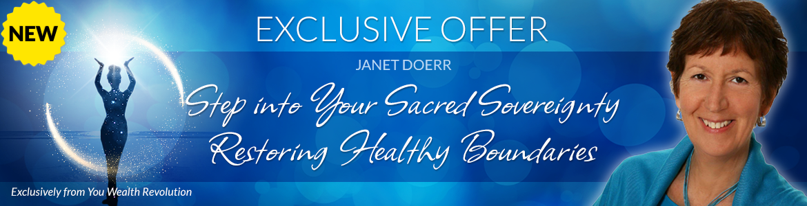 Step into Your Sacred Sovereignty: Restoring Healthy Boundaries