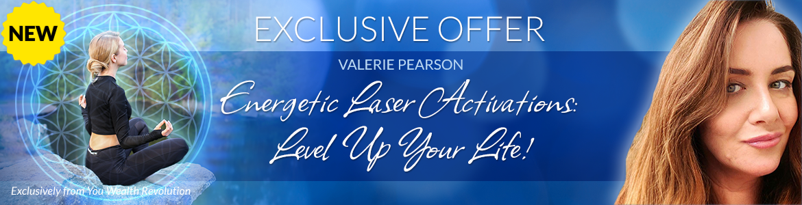 Energetic Laser Activations: Level Up Your Life!