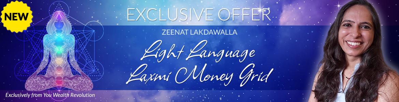 Light Language Laxmi Money Grid