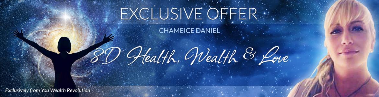 8D Health, Wealth & Love
