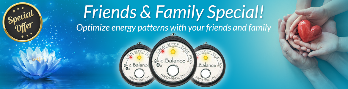 Friends & Family Special: Optimize Energy Patterns with Your Friends and Family