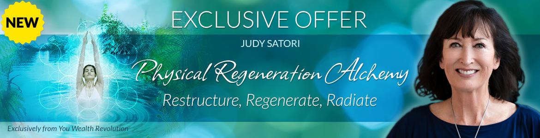 Physical Regeneration Alchemy: Restructure, Regenerate, Radiate