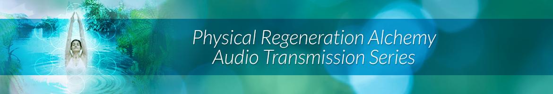 Physical Regeneration Alchemy Audio Transmission Series